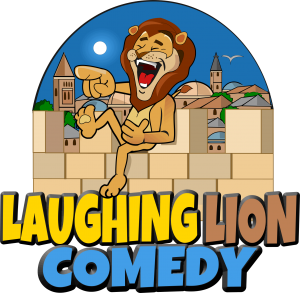 Laughing Lion Comedy logo final (300dpi)